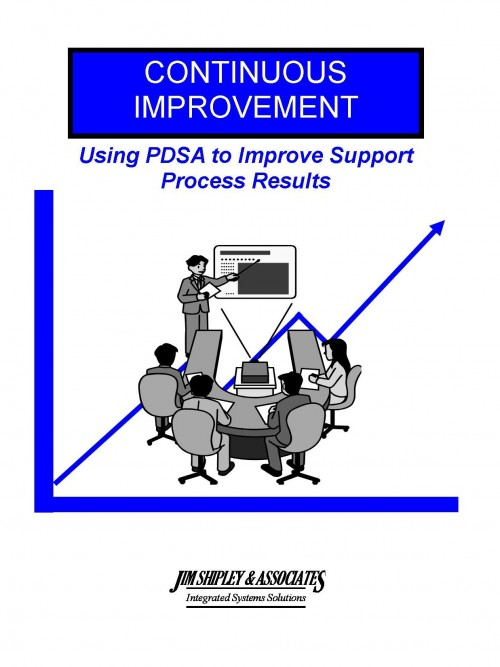 CISS - Continuous Improvement for Support Staff Cover Image