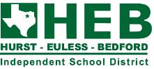 Hurst-Euless-Bedford, KY, School Logo