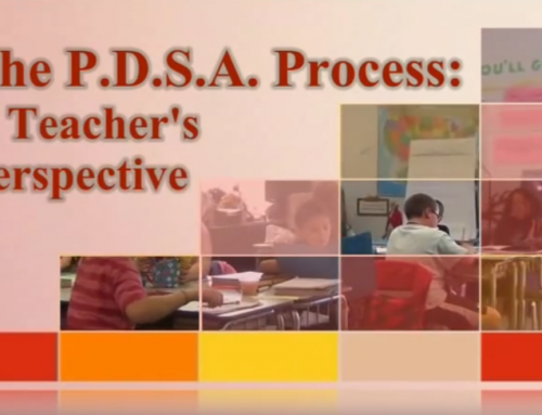 PDSA Process Video: A Teacher's Perspective