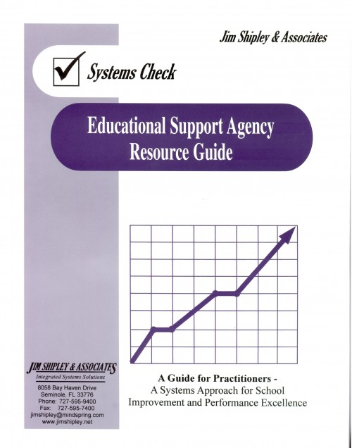 RGESA - Educational Support Agency Resource Guide Cover Image