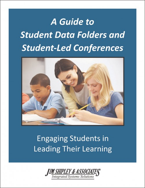 SDF_0214 - Student Data Folders and Student-Led Conferences Cover Image