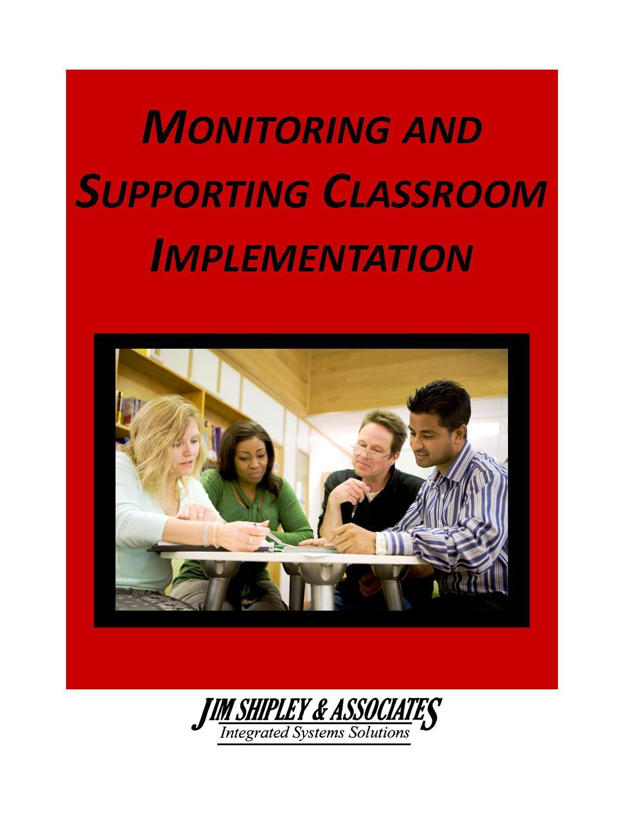 MSCI - Monitoring and Supporting Classroom Implementation Cover Image