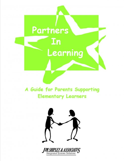 PGES - Parent Guide - Elementary - Partners in Learning Cover Image