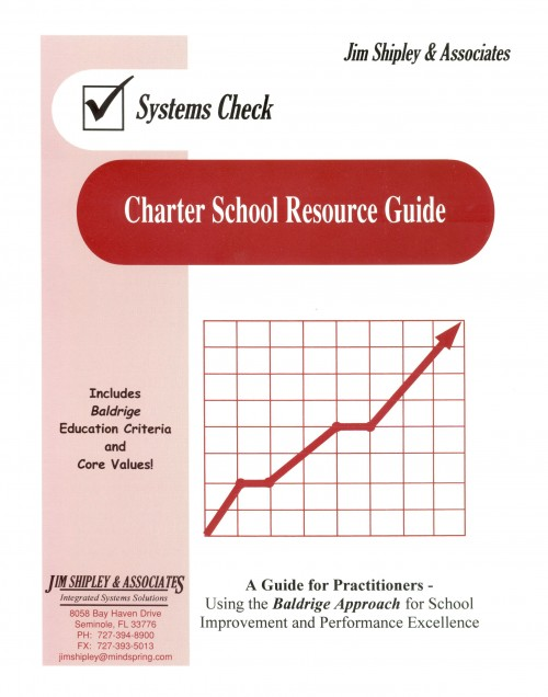 RGCS - Charter School Resource Guide Cover Image