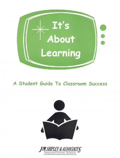 SGES2 - Student Guide - Grades 3-6 - It's About Learning Cover Image