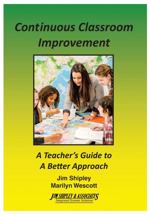 TGCCI - Continuous Classroom Improvement A Teacher's Guide Cover Image