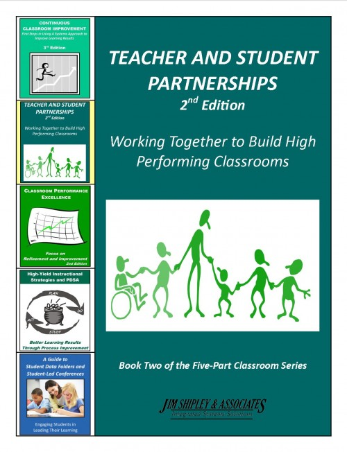 TSP_0914 - Teacher Student Partnerships 2nd Edition Cover Image